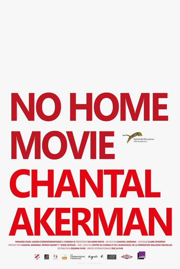 &quot&#x3B;No home movie&quot&#x3B;, un film de Chantal Akerman