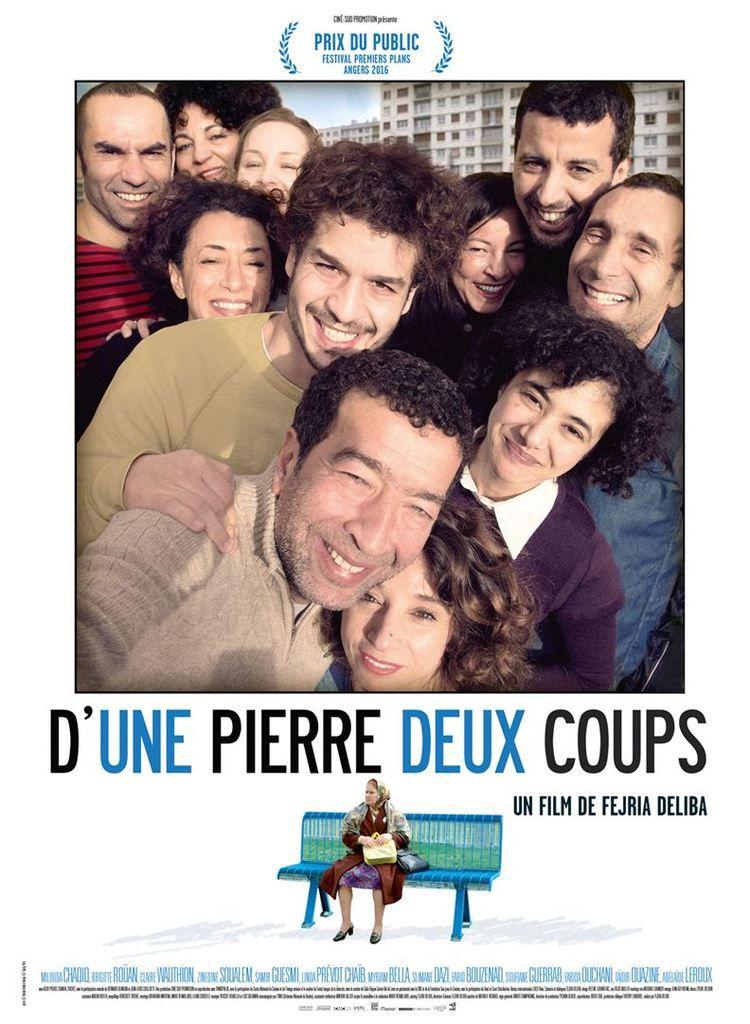 &quot&#x3B;D'une pierre deux coups&quot&#x3B;, un film de Fejria Deliba