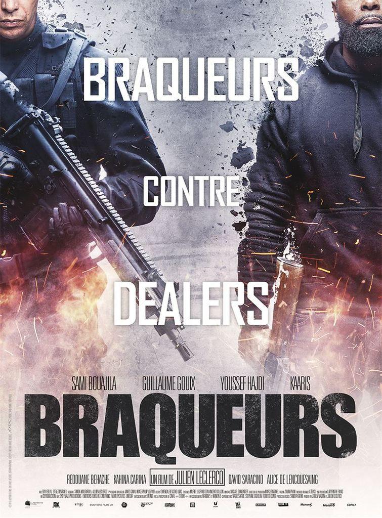 &quot&#x3B;Braqueurs&quot&#x3B;, un film de Julien Leclercq