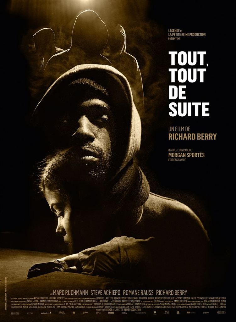 &quot&#x3B;Tout, tout de suite&quot&#x3B;, un film de Richard Berry