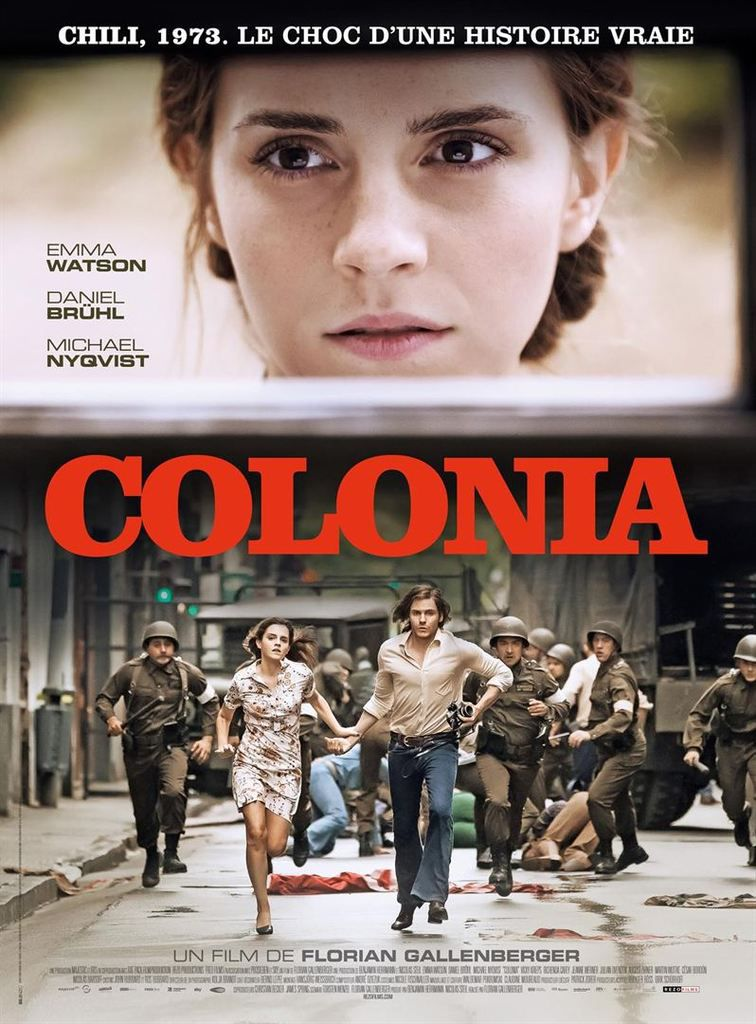 &quot&#x3B;Colonia&quot&#x3B;, un film de Florian Gallenberger