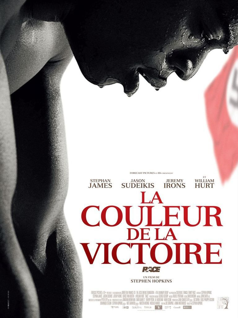 &quot&#x3B;La couleur de la victoire&quot&#x3B;, un film de Stephen Hopkins