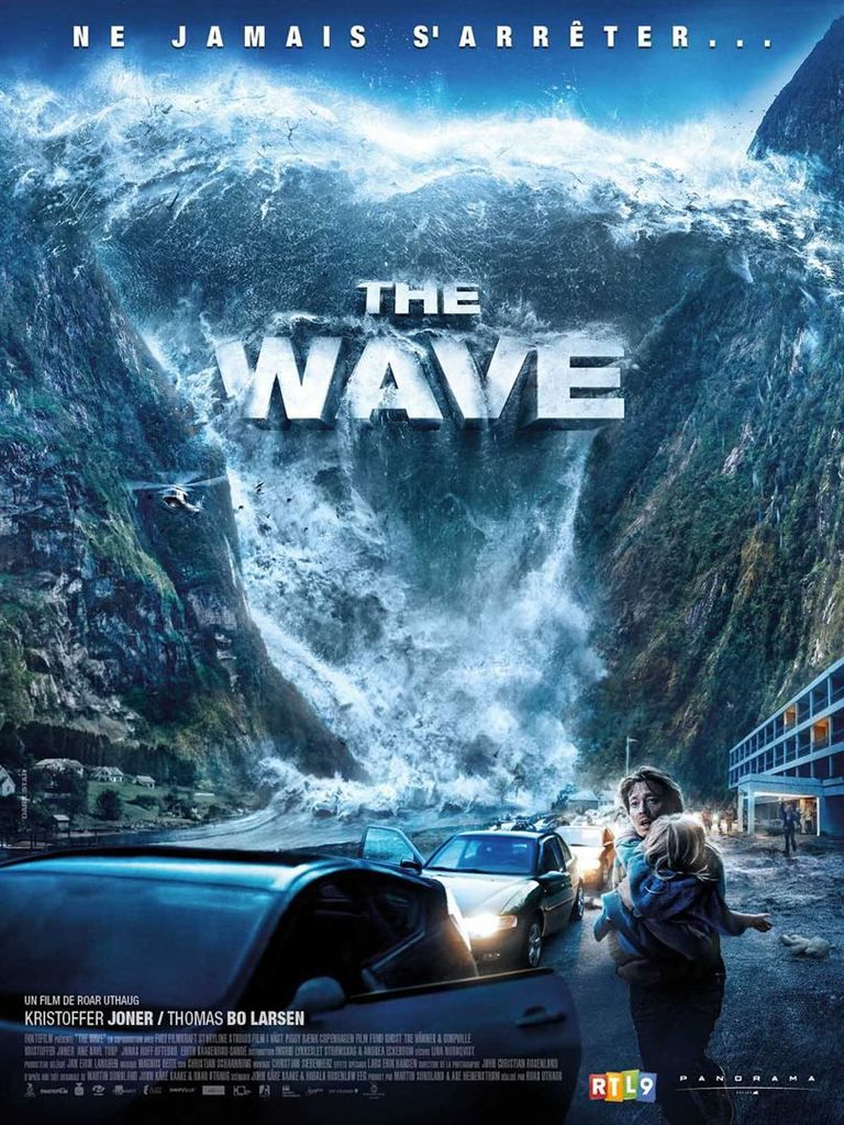 &quot&#x3B;The Wave&quot&#x3B;, un film de Roar Uthaug
