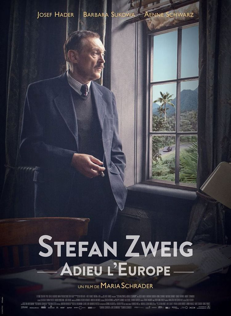 &quot&#x3B;Stefan Zweig, adieu à l'Europe&quot&#x3B;, un film de Maria Schrader