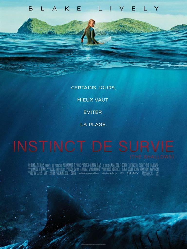 &quot&#x3B;The Shallows - Instinct de survie&quot&#x3B;, un film de Jaume Collet-Serra
