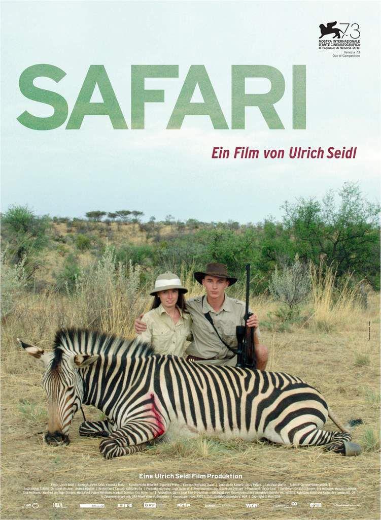 &quot&#x3B;Safari&quot&#x3B;, un film de Ulrich Seidl