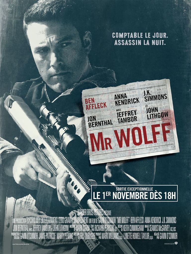 &quot&#x3B;Mr Wolff&quot&#x3B;, un film de Gavin O'Connor