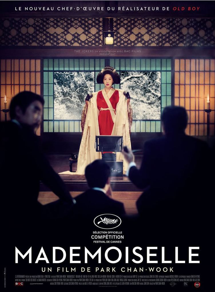 &quot&#x3B;Mademoiselle&quot&#x3B;, un film de Park Chan-wook