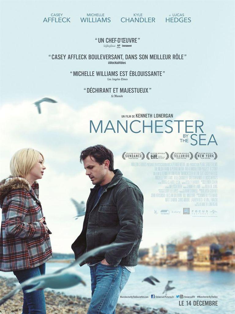 &quot&#x3B;Manchester by the sea&quot&#x3B;, un film de Kenneth Lonergan
