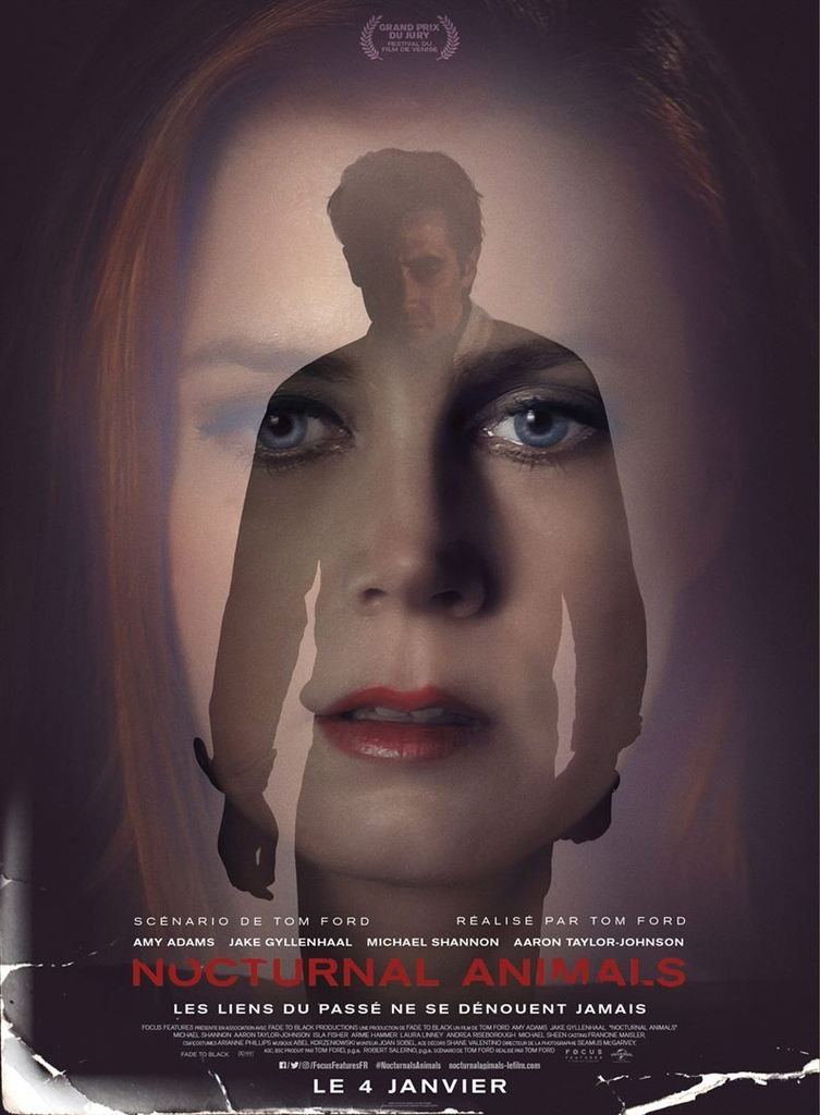 &quot&#x3B;Nocturnal Animals&quot&#x3B;, un film de Tom Ford
