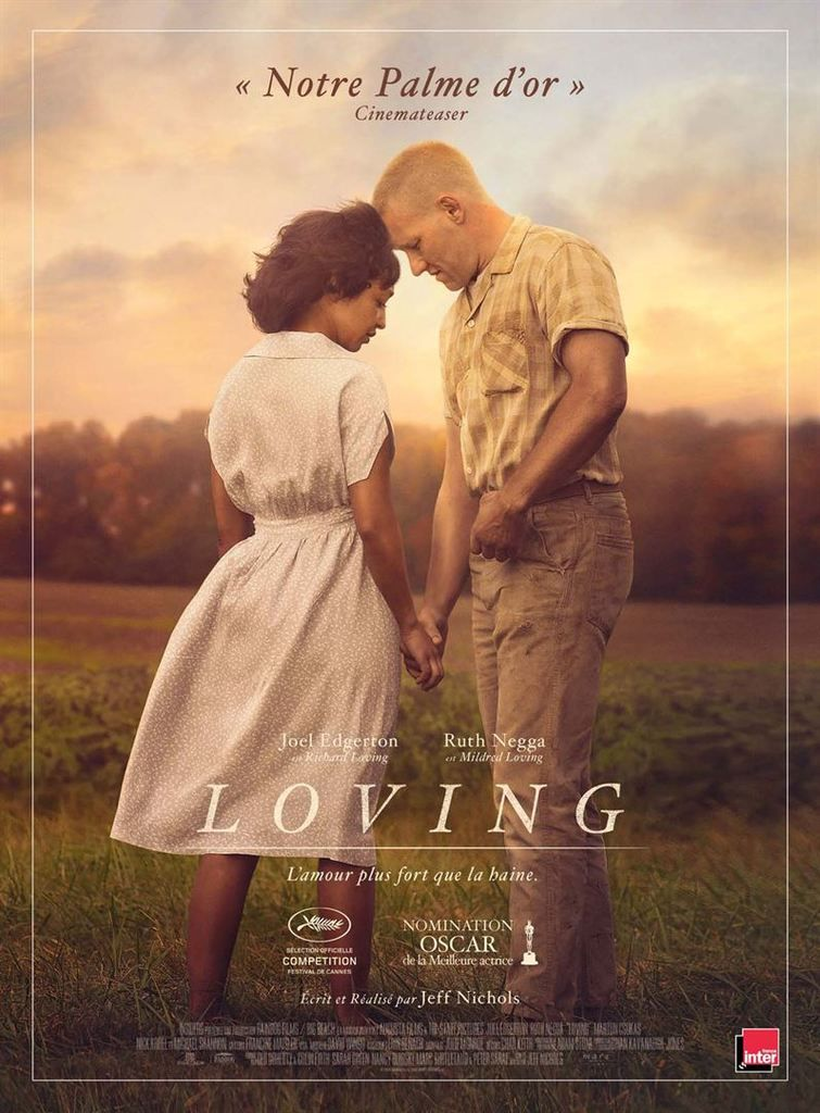 &quot&#x3B;Loving&quot&#x3B;, un film de Jeff Nichols