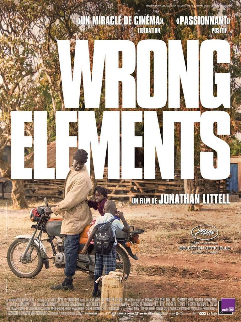 &quot&#x3B;Wrong Elements&quot&#x3B;, un film de Jonathan Littell