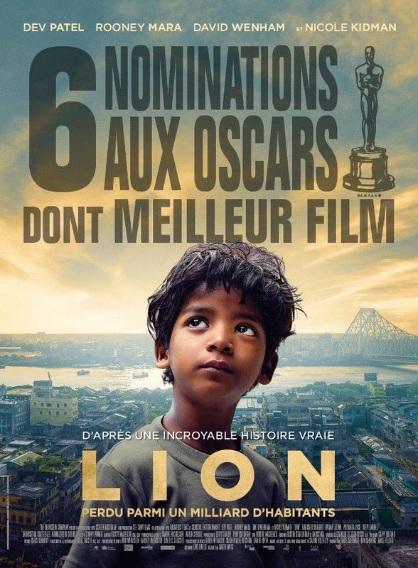 &quot&#x3B;Lion&quot&#x3B;, un film de Garth Davis