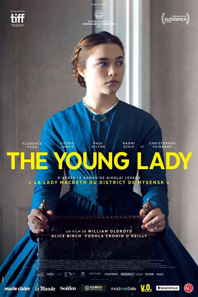 &quot&#x3B;The Young Lady&quot&#x3B;', un film de William Oldroyd