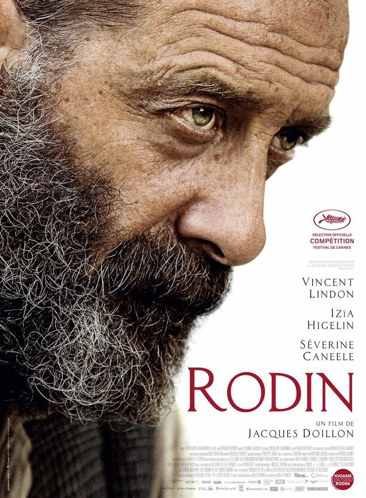 &quot&#x3B;Rodin&quot&#x3B;, un film de Jacques Doillon