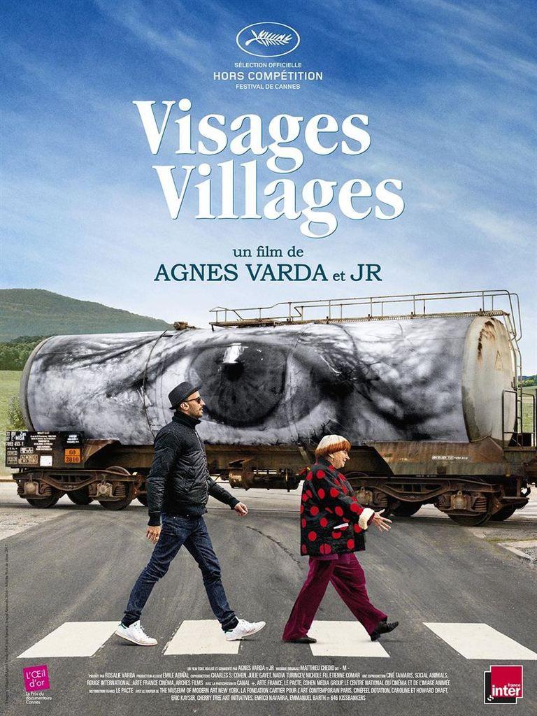&quot&#x3B;Visages Villages&quot&#x3B;, un film de Agnès Varda et JR