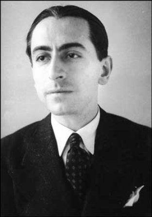 Portrait de Pierre Brossolette. Source : SHD