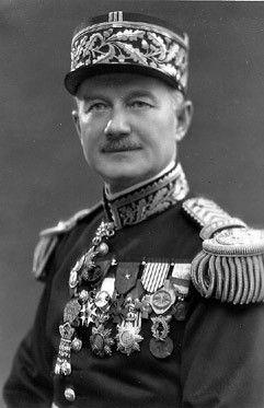 Le général Paul Legentilhomme. Source : Ordre de la Libération