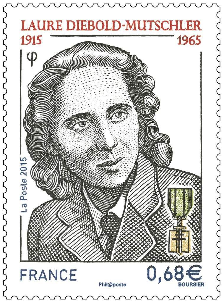 Laure Diebold-Mutschler 1915-1965