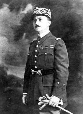 Le général Charles Delestraint. Image : ministère de la Défense/DMPA