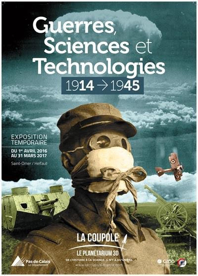 Guerres, Sciences et Technologies, 1914-1945