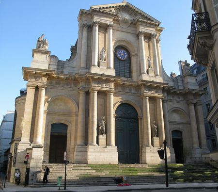 EGLISE SAINT-ROCH - 296, rue Saint-Honoré – 75001 PARIS