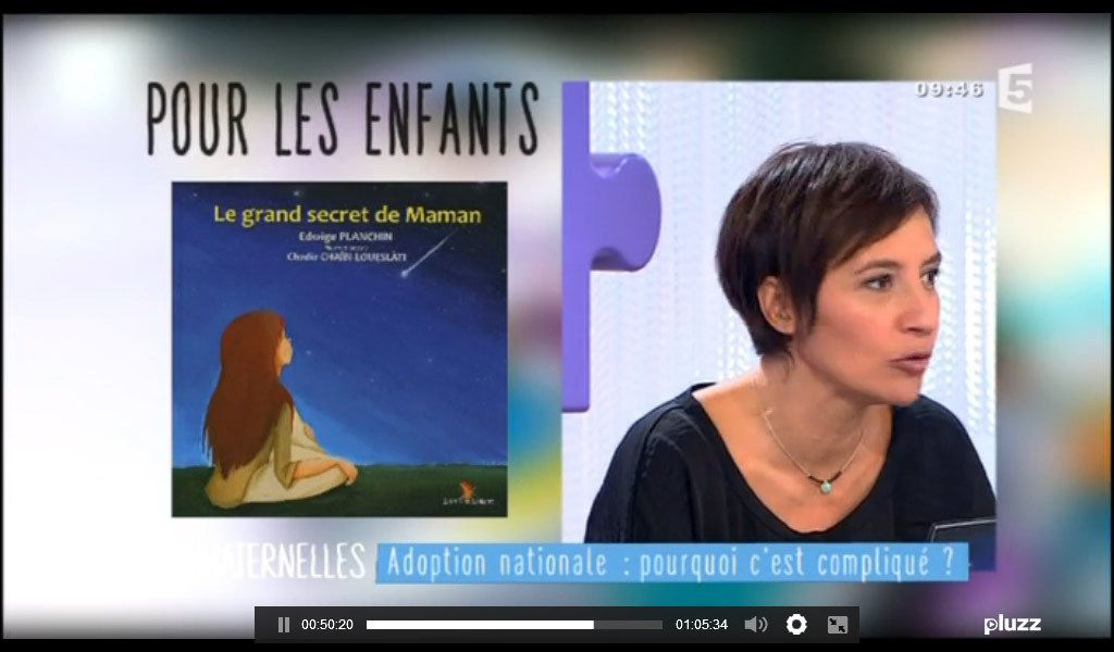 Le grand secret de Maman chroniqué en octobre 2014