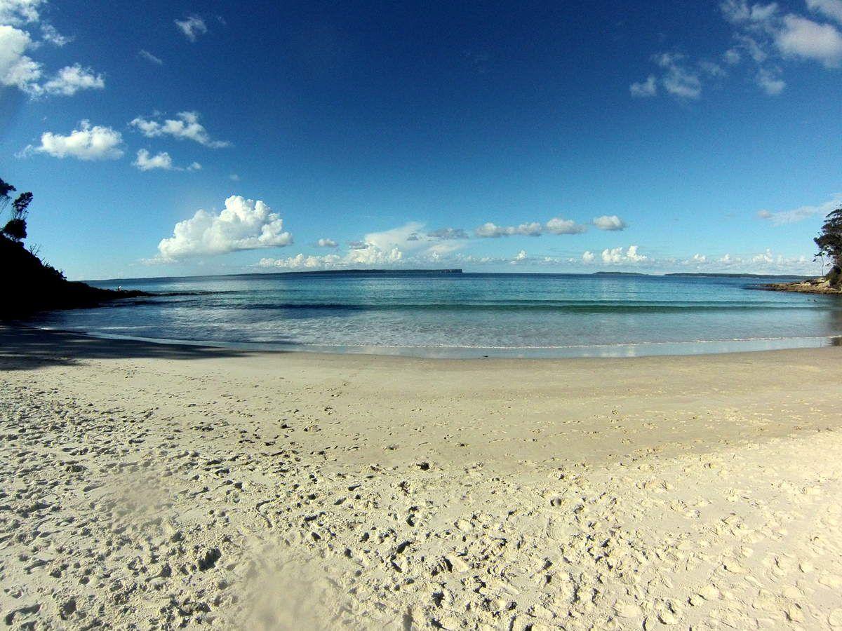 Jervis Bay, un de mes meilleurs souvenirs en Australie