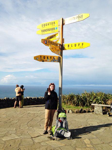 Te Araroa : les premiers kilomètres