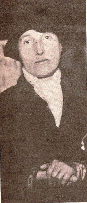 Marie-Jeanne Seznec à la fin de sa vie...