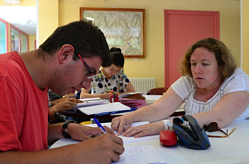 Anne (enseignante en classes préparatoires au lycée Janson de Sailly à Paris)