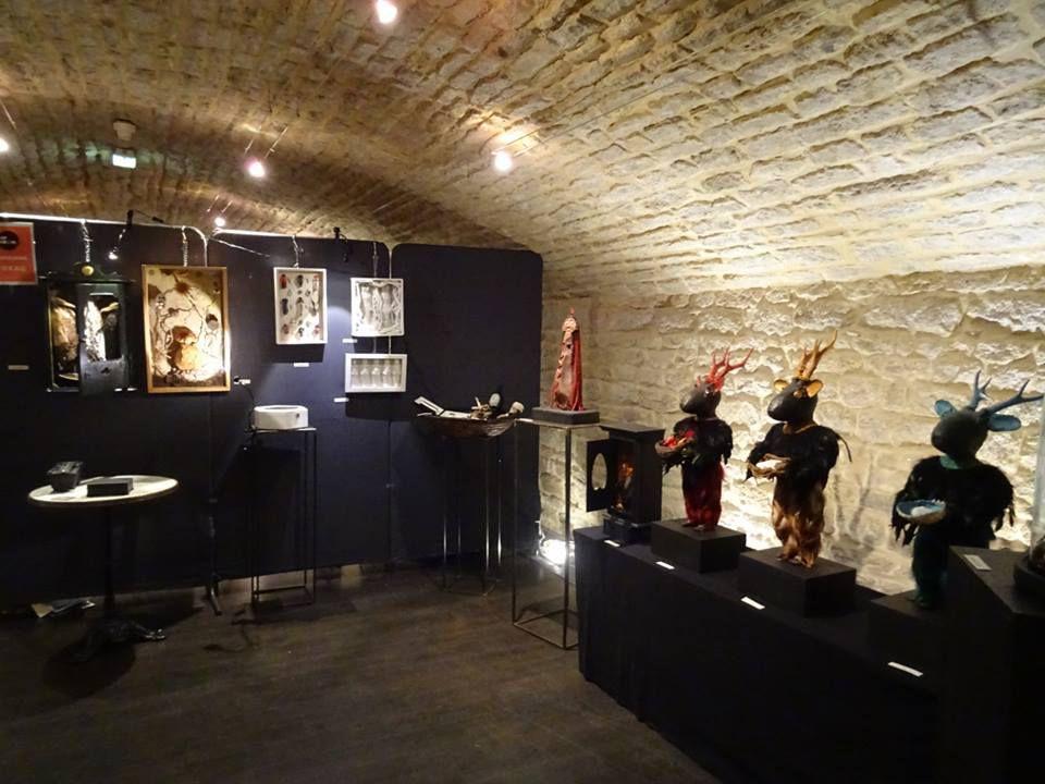 images d'expositions, salon Art sur le fil et Salon de Meysse