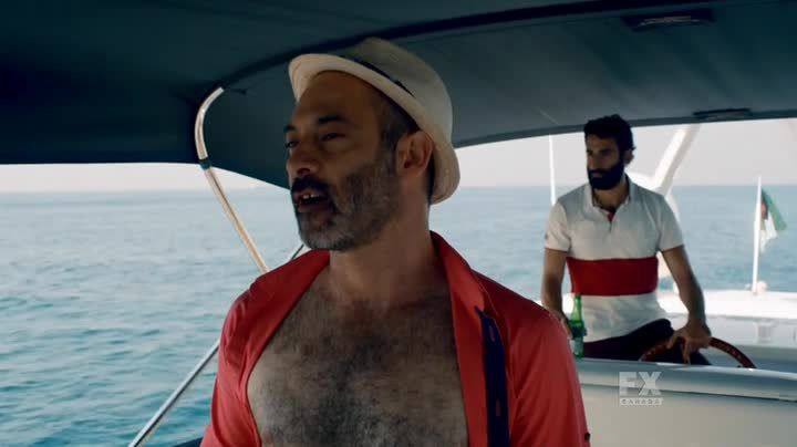 Critiques Séries : Tyrant. Saison 1. Episode 10. Gone Fishing.