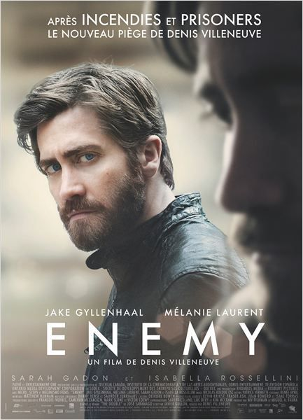 Critique Ciné : Enemy, labyrinthe psychologique