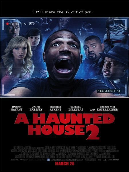 Critique Ciné : A Haunted House 2, parodie horrifique