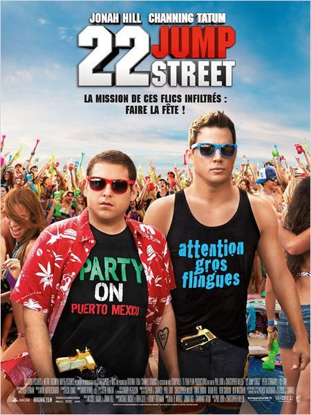 Critique Ciné : 22 Jump Street, potacherie à la fac