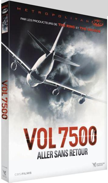 Critique Ciné : Vol 7500, aller sans retour