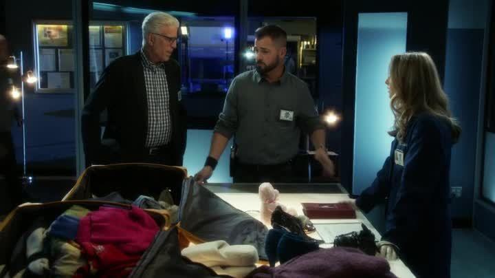 Critiques Séries : Les Experts - Panique à bord