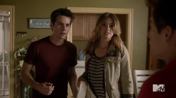 Critiques Séries : Teen Wolf. Saison 4. Episode 12. Smoke and Mirrors.
