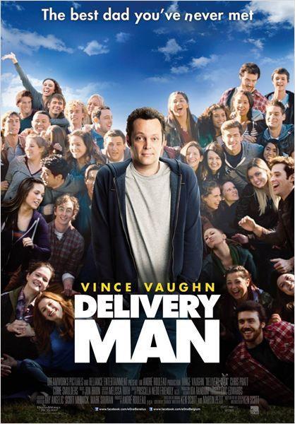 Critique Ciné : Delivery Man, éjaculation précoce