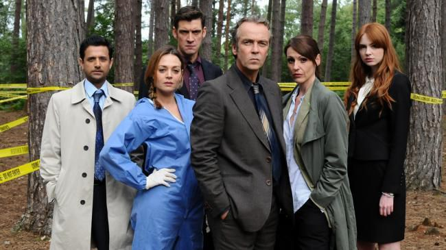 Critiques Séries : A Touch of Cloth. Saison 3. BILAN (UK).