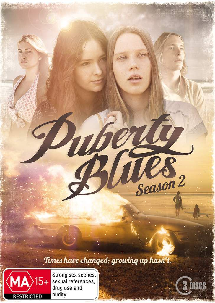 Critiques Séries : Puberty Blues. Saison 2. BILAN (Australie).
