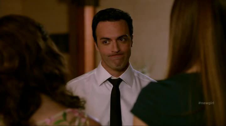 Critiques Séries : New Girl. Saison 4. Episode 1. The Last Wedding.