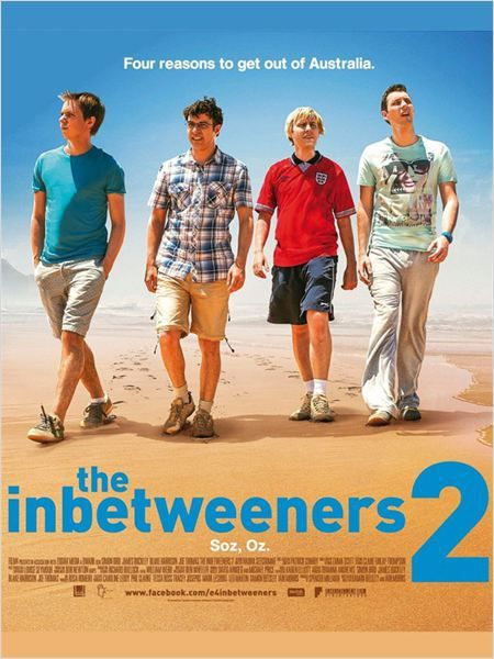 Critique Ciné : The Inbetweeners 2, les boloss la suite