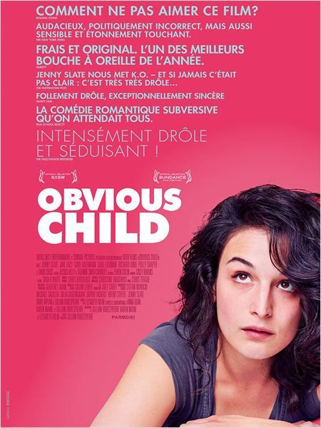 Critique Ciné : Obvious Child, stand up girl