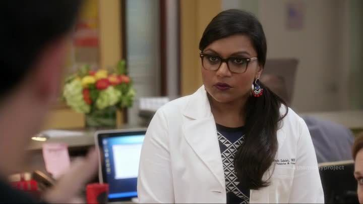 Critiques Séries : The Mindy Project. Saison 3. Episode 2.