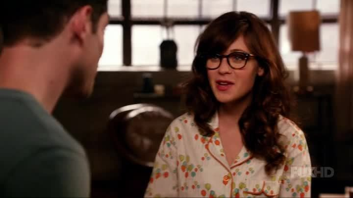 Critiques Séries : New Girl. Saison 4. Episode 2. Dice.