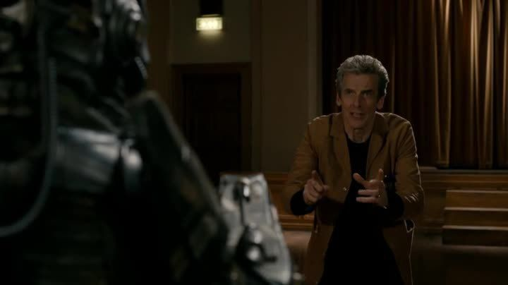 Critiques Séries : Doctor Who (2005). Saison 8. Episode 6.