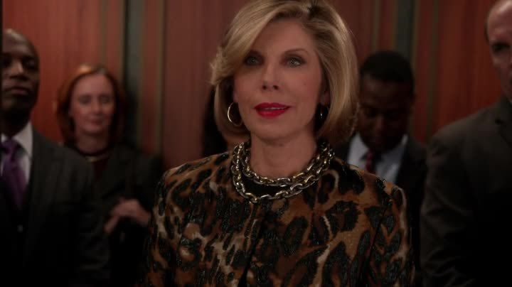 Critiques Séries : The Good Wife. Saison 6. Episode 2.