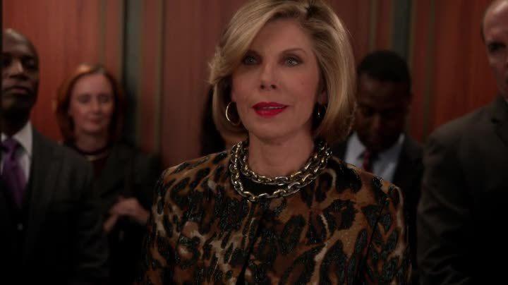 Critiques Séries : The Good Wife. Saison 6. Episode 2.